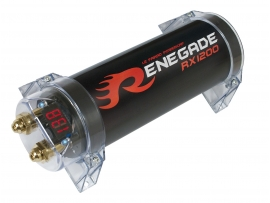 RENEGADE Power Capacitor 1.2 Farad RX1200